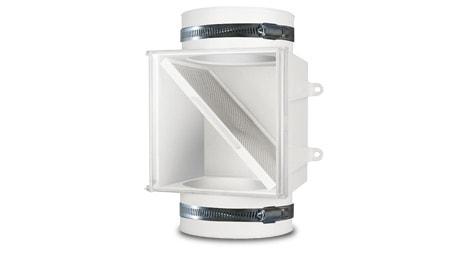 Dryer Duct Lint Trap