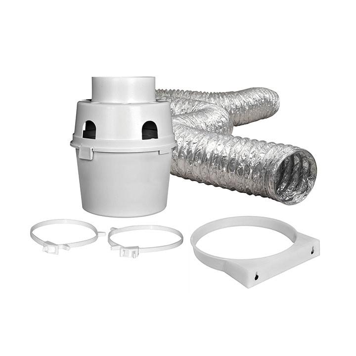 Proflex Indoor Dryer Vent Kit