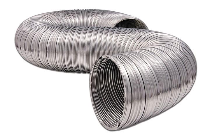 Semi-rigid duct
